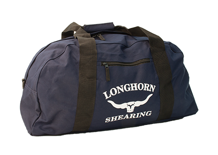 "Longhorn Shearing ""Kit Bag"" - Horner Shearing"