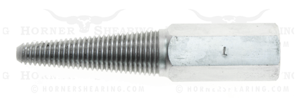 Extension Spindle (tapered) - Horner shearing