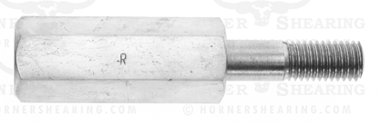 Extension Spindle (straight) - Horner shearing