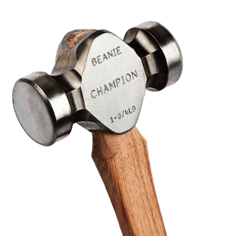 "Beanie Tools Ltd ""Champion"" Turning Hammer (1 3/4lb, 2lb & 2 1/4lb)"
