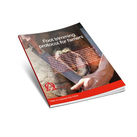 Foot Trimming Protocol For Farriers (e-book) - Scientific Horseshoeing