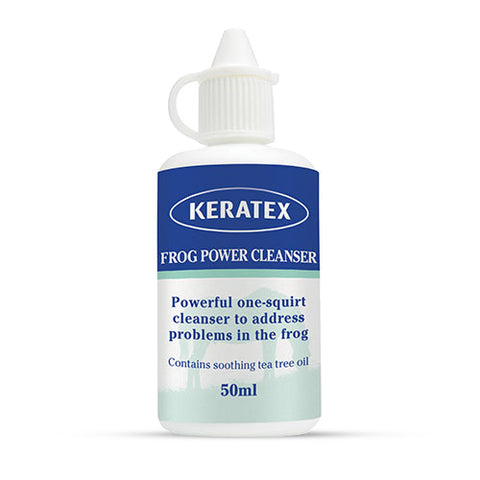 "Keratex ""Frog Power Cleanser"" Disinfectant Solution (50ml)"
