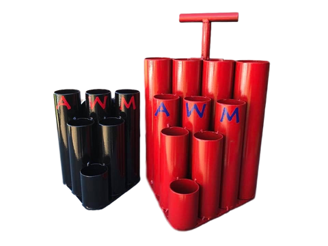 AWM Tool Flutes (magnetic & hooked) - AWM Tools