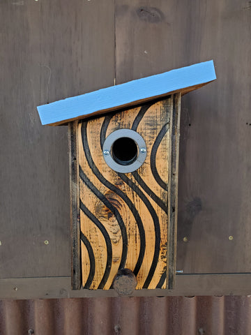 Bluebird/Swallow Nestbox