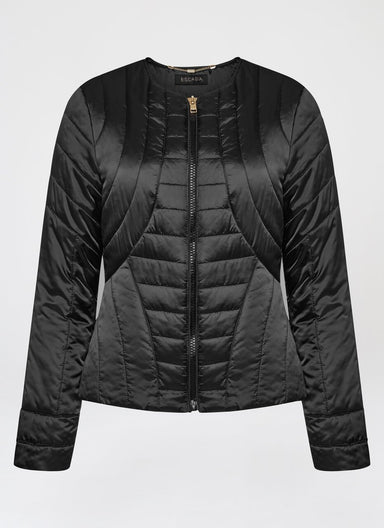 Feminine vegan down jacket - ESCADA