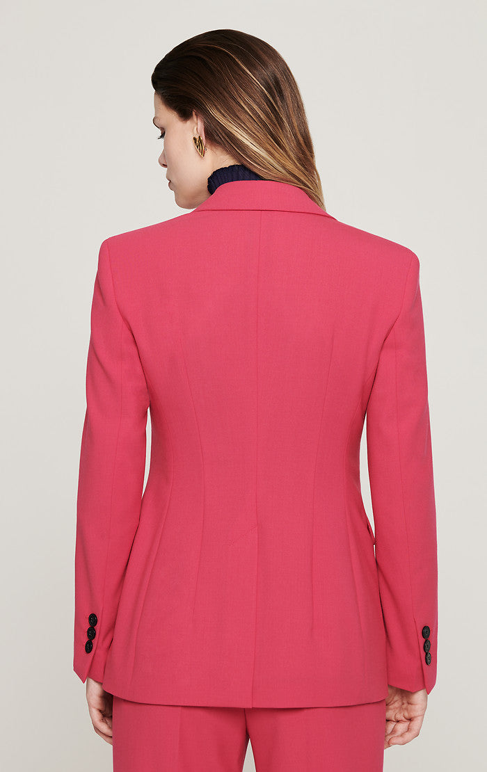 ESCADA Wool Blend Double-Face Blazer