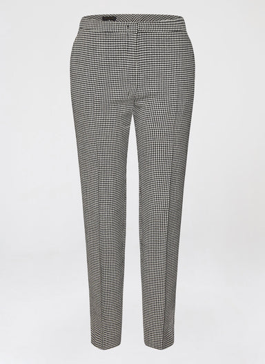 Pant in wool viscose blend - ESCADA