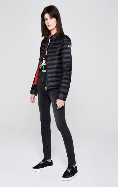 ESCADA Quilted Down Jacket