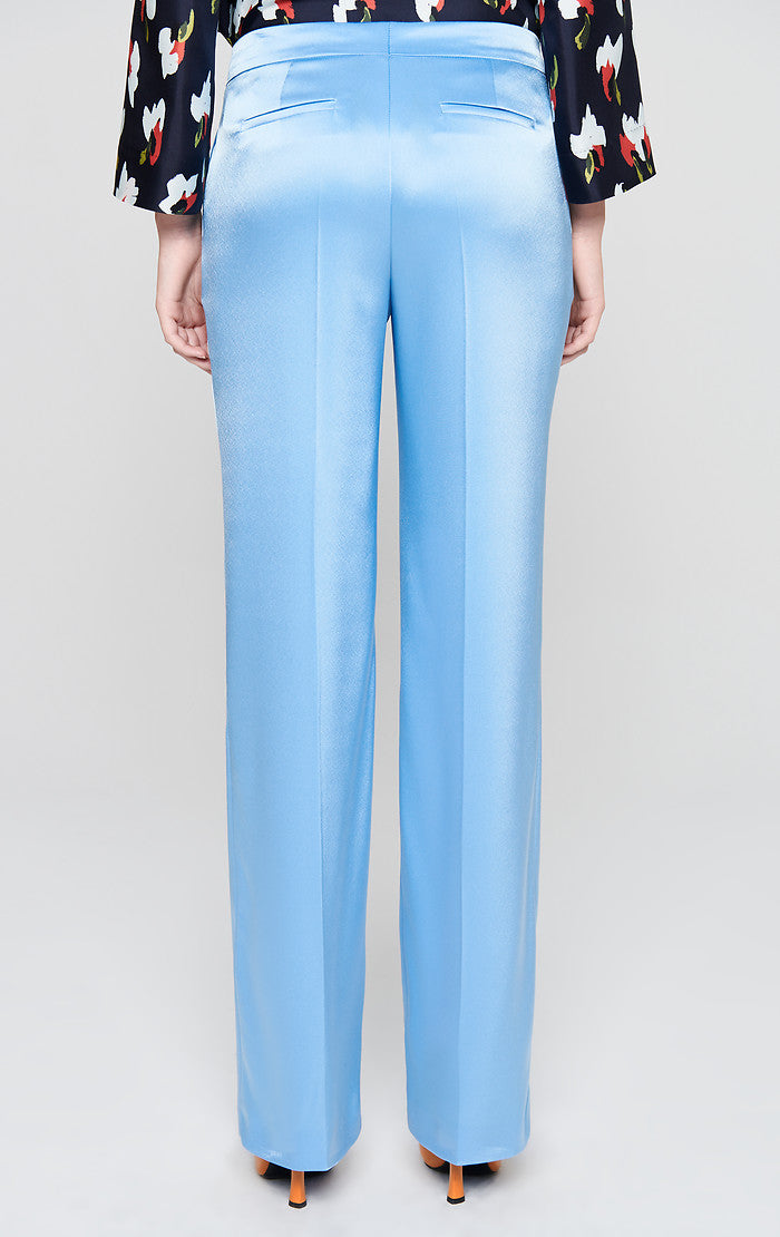 ESCADA Satin Wide Leg Pants
