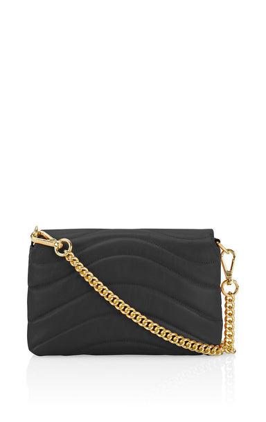Small Leather Heart Bag - ESCADA