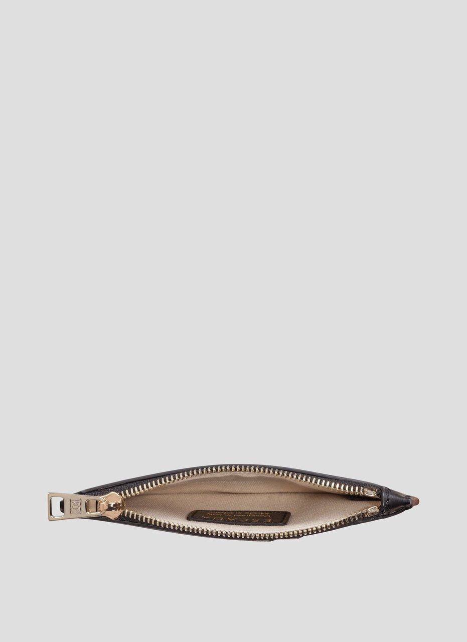 Logo Leather Card Case - ESCADA