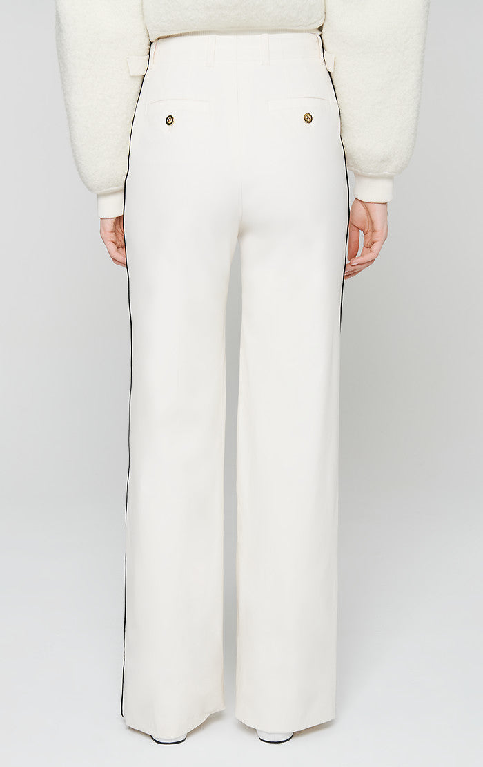 ESCADA Residency Collection - Satin Wide Leg Pants