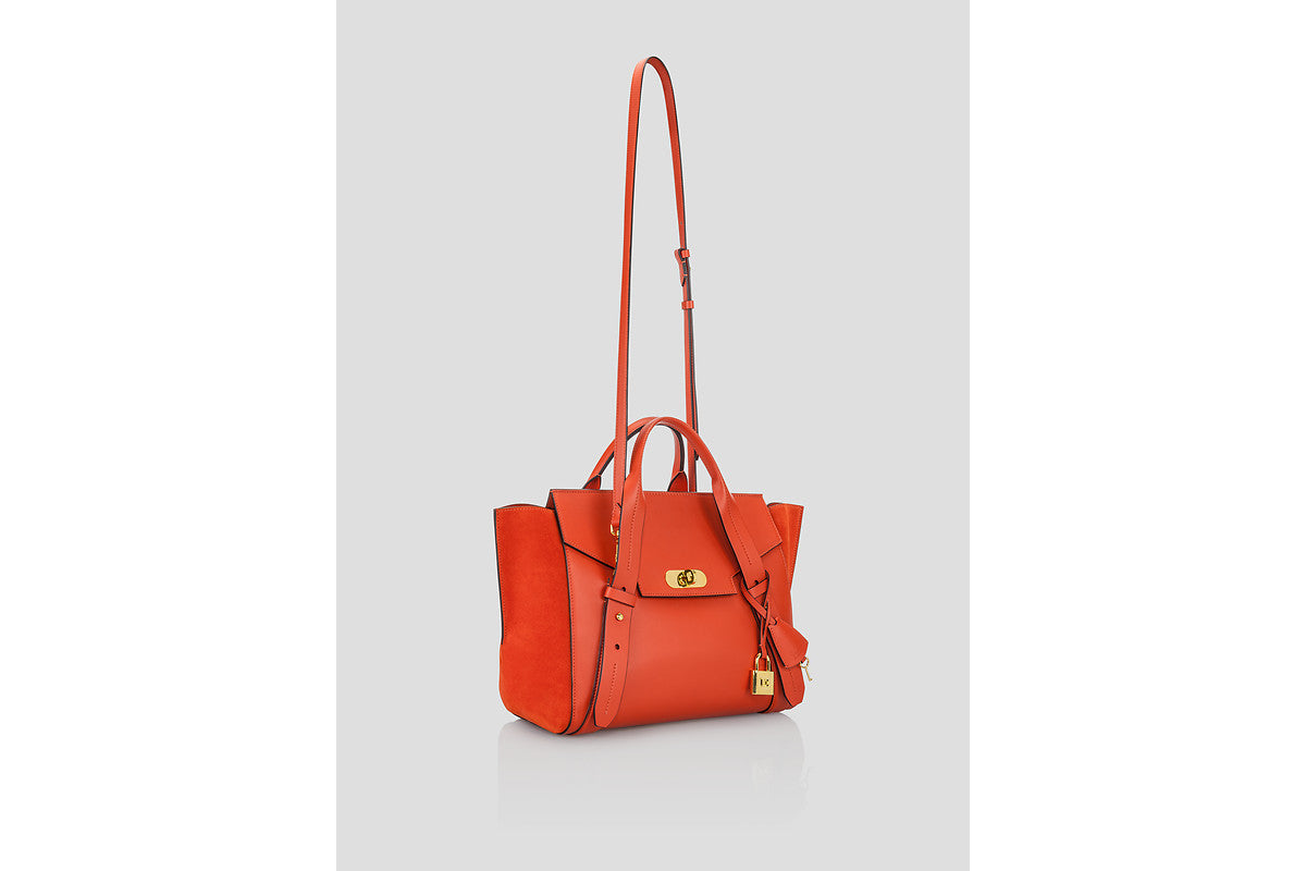 ESCADA Leather and Suede Handbag