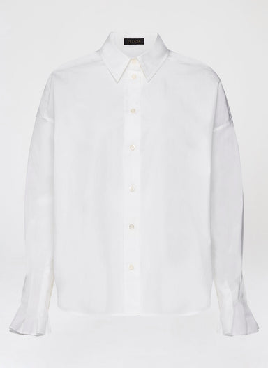 Signature cotton blouse - ESCADA