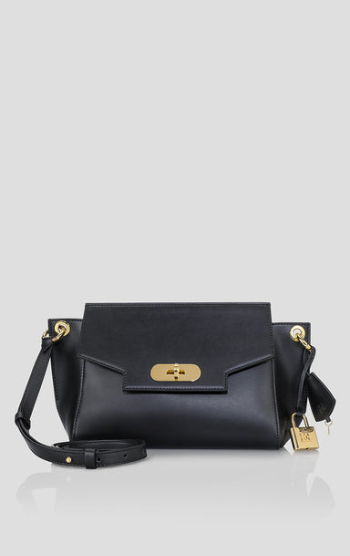 Leather Shoulder Bag - ESCADA