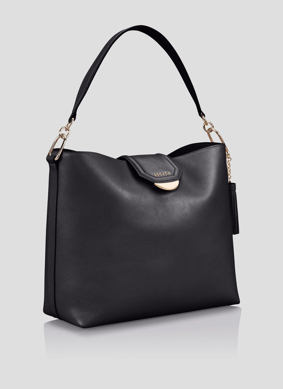 ESCADA Hobo Leather Handbag