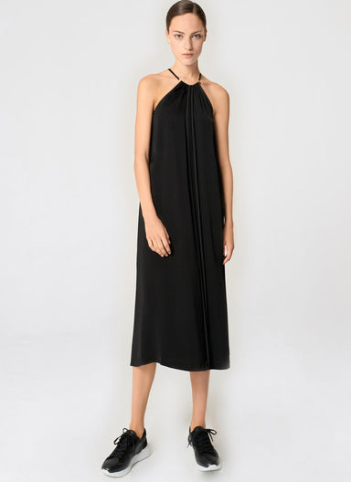 Summery Viscose Crêpe Dress - ESCADA