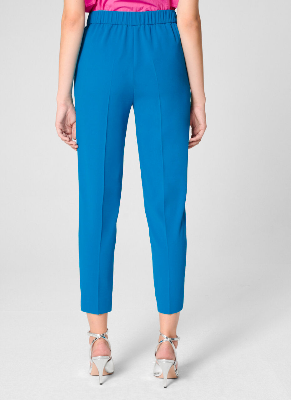 Crepe Tapered Pants - ESCADA