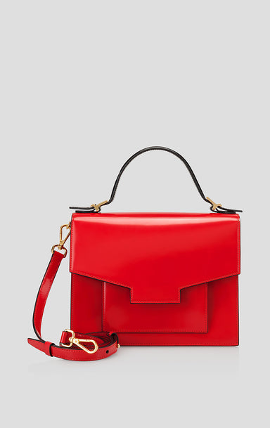 ESCADA Leather Envelope Handbag