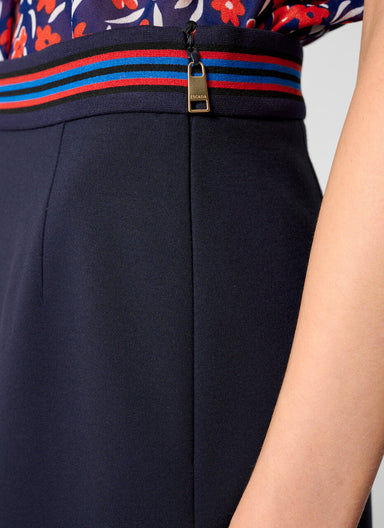 Milano Jersey Pencil Skirt