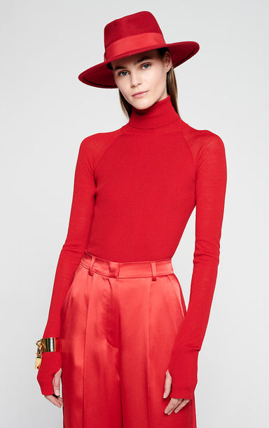 Wool Turtleneck Sweater - ESCADA