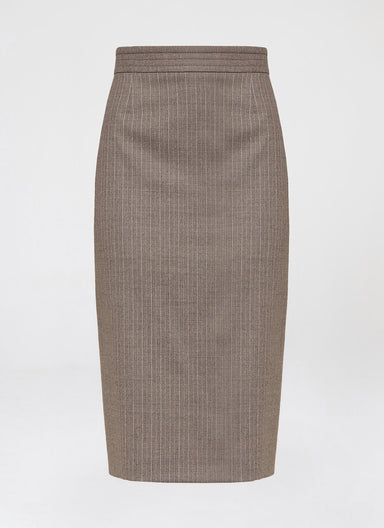 Business skirt in pinstripe optic - ESCADA