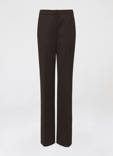 Cropped wool pant - ESCADA
