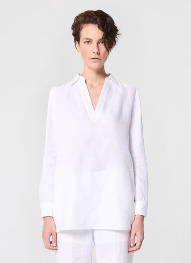 Linen Tunic Top - ESCADA