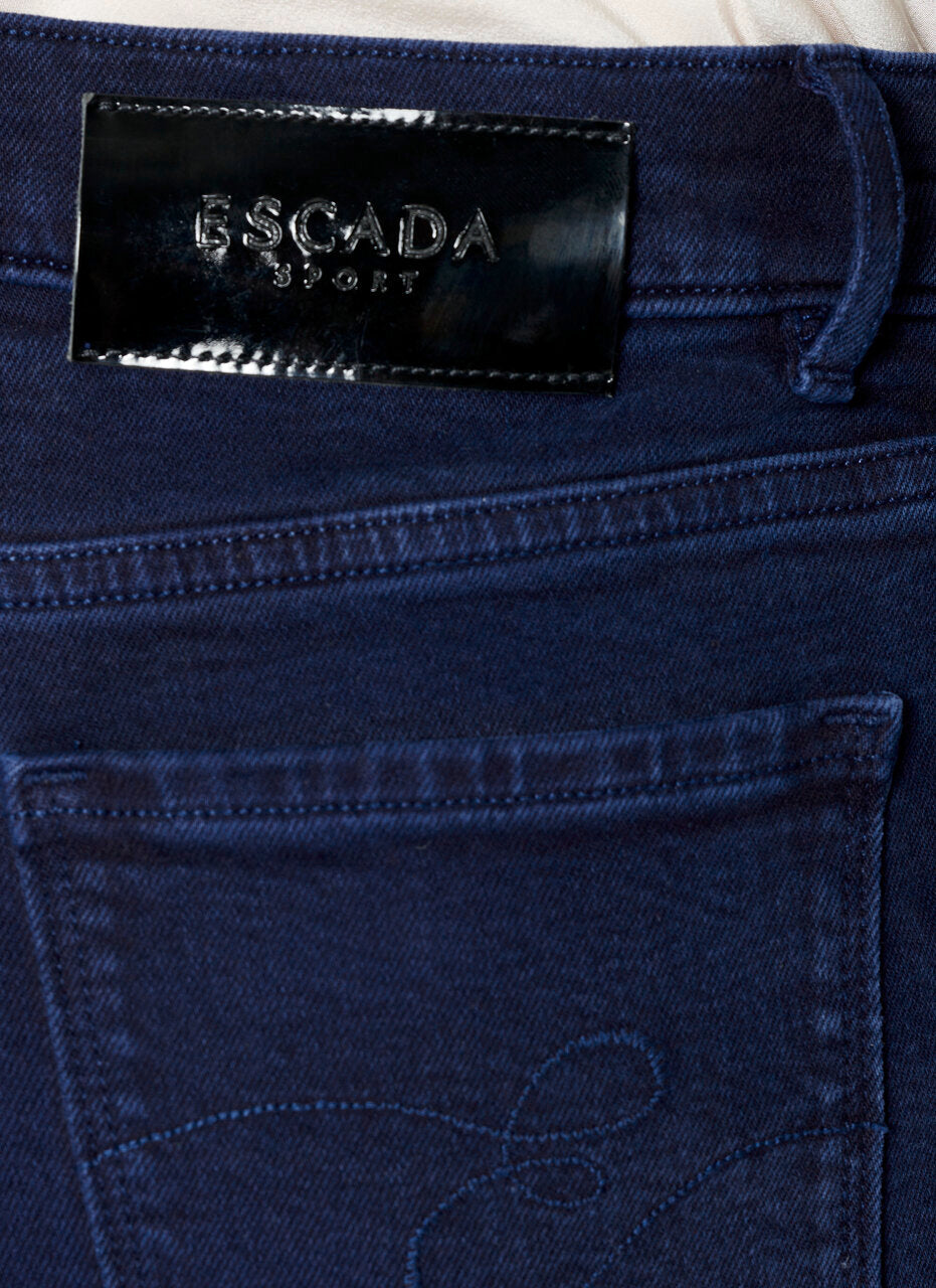 ESCADA Slim Straight Jeans