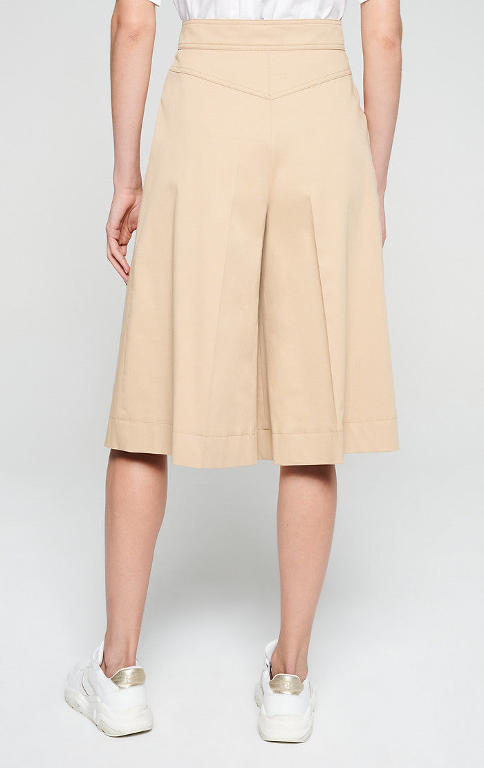 Cotton Culotte Pants - ESCADA