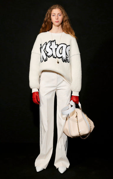ESCADA Residency Collection - Graffiti Logo Sweater