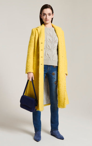 Wool Cashmere Sweater - ESCADA