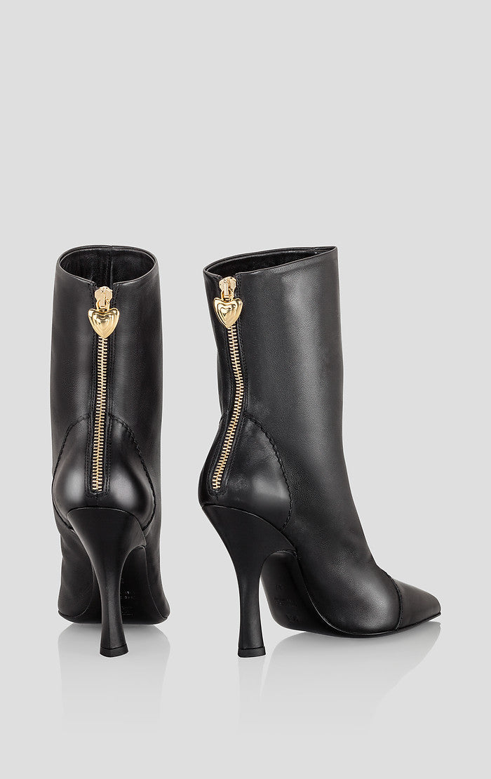ESCADA Leather Ankle Boots