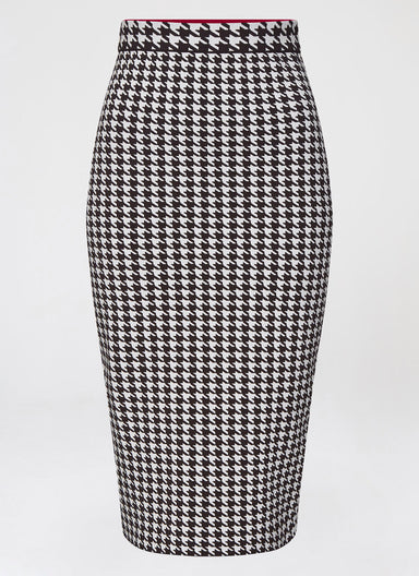 ESCADA Knit jacquard pencil skirt