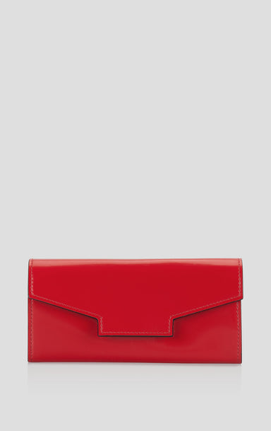 ESCADA Leather Envelope Purse