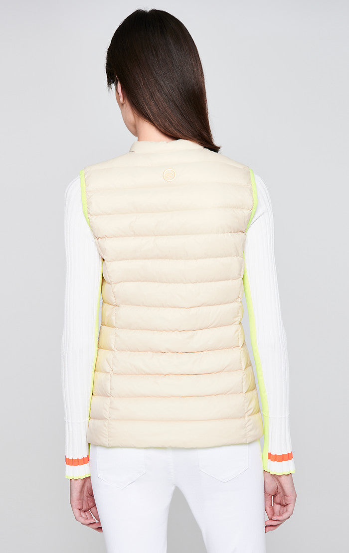 Quilted Down Vest - ESCADA