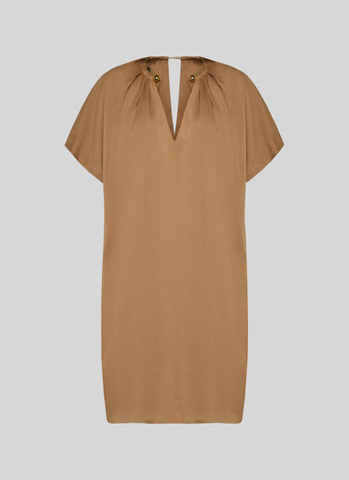 Desk to dinner viscose dress - ESCADA