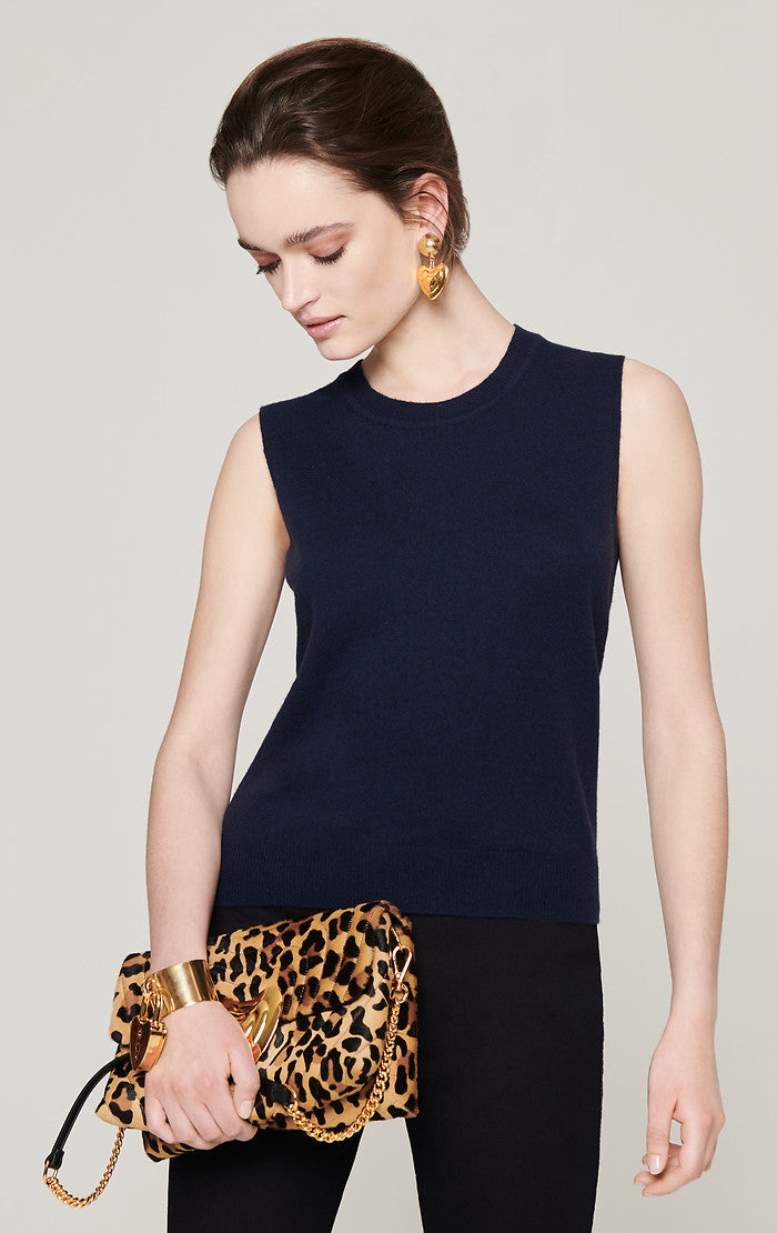 ESCADA Wool Cashmere Knit Top