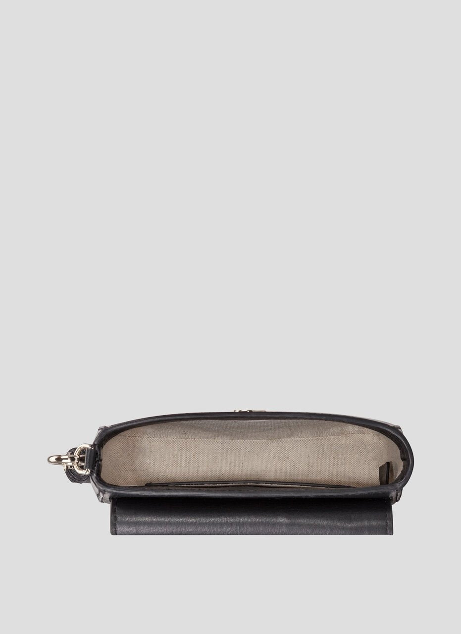 Cross Functional Leather Belt Bag - ESCADA