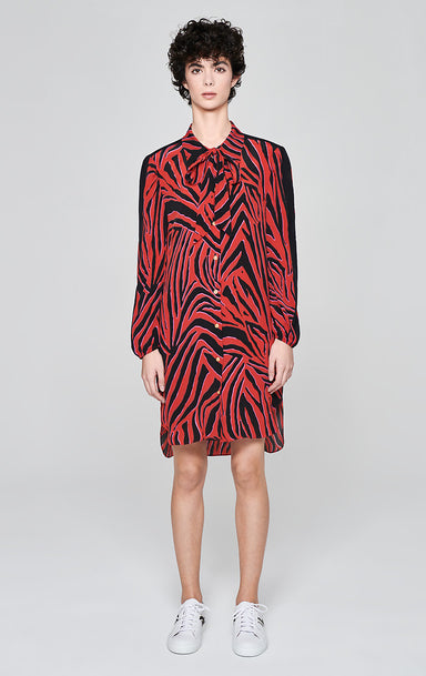 Printed Shirt Dress - ESCADA