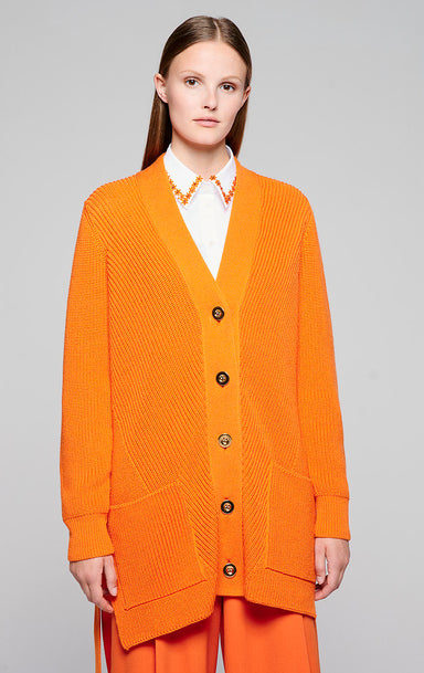 ESCADA Wool Belted Cardigan