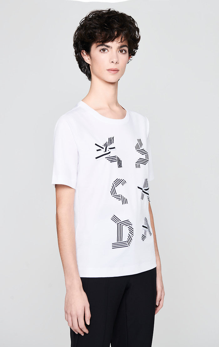 ESCADA Graphic Logo T-shirt