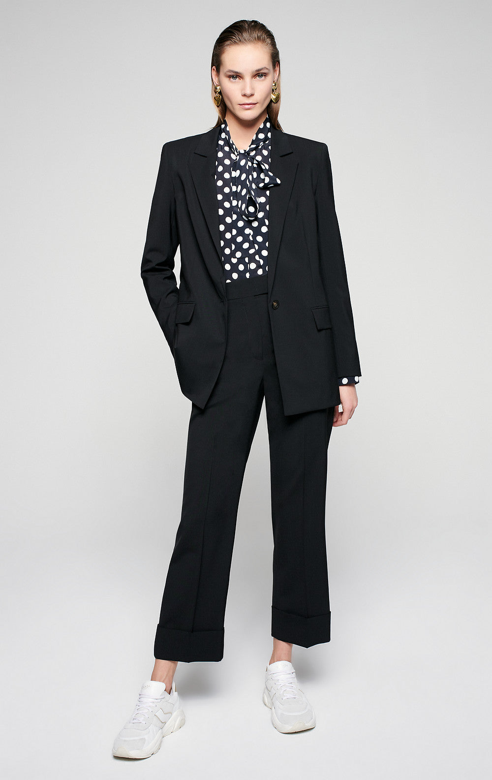 Virgin Wool Blazer - ESCADA