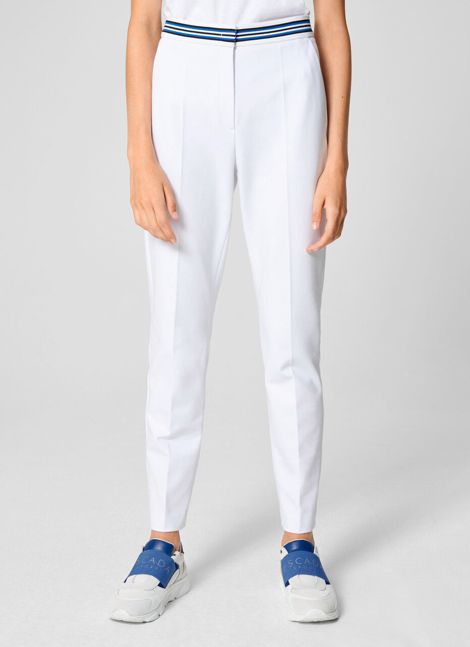 ESCADA Milano Jersey Tapered Pants