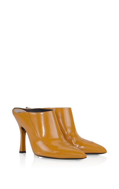 ESCADA Leather Mules