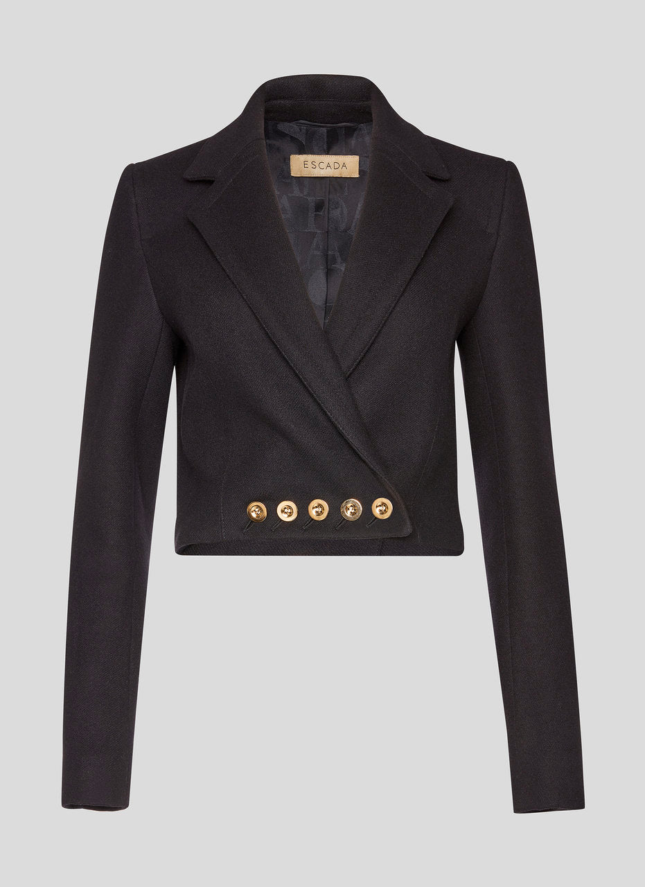 Residency Collection - Wool Cashmere Jacket - ESCADA