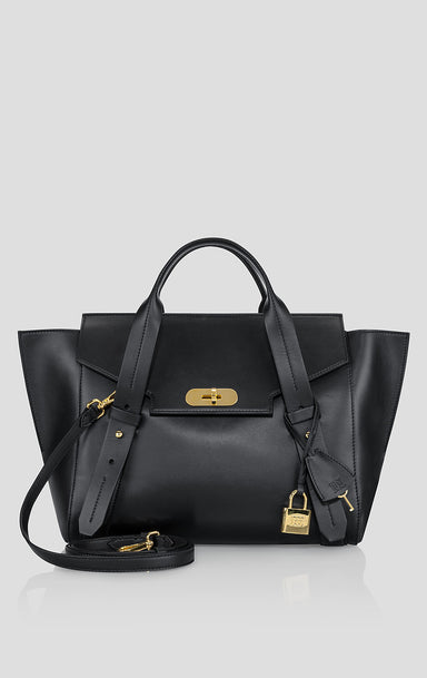 Leather Handbag - ESCADA