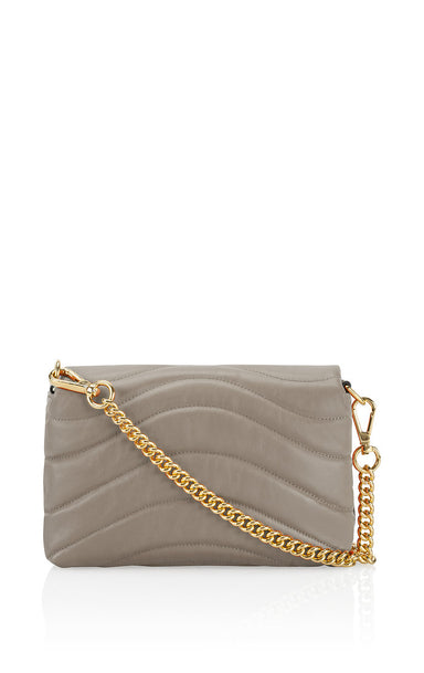 ESCADA Small Leather Heart Bag