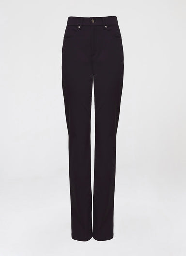 Slim Straight Pants