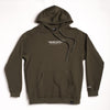 "A.H.B. KHAKI ""BROTHERHOOD IS ABOUT LOYALTY"" HOODIE COD : 001-142-023"